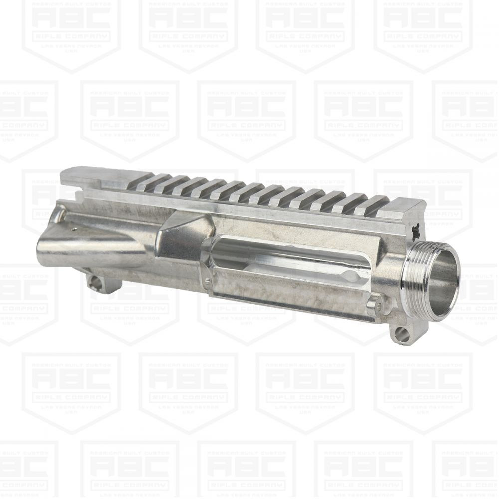 AR-15 Forged Stripped Upper Receiver -Raw