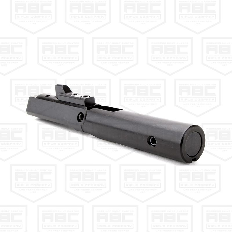AR 9mm Custom Lightweight Bolt Carrier Group- Black Nitride