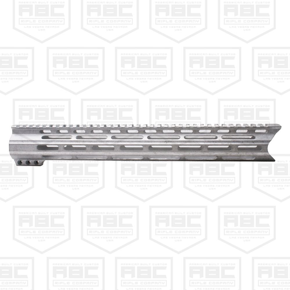 AR-15 MLOK Super Slim Free Float Handguard 15