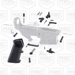 AR-15 Lower Receiver Parts Kit Minus Trigger / Hammer
