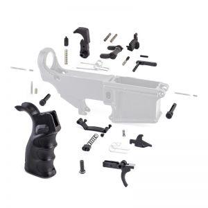 AR-15 Enhanced Lower Receiver Build Kit