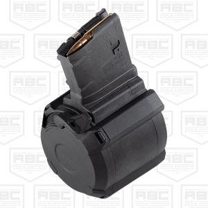 Magpul PMAG AR-10 LR/308 7.62X51 50-Round Polymer Drum Magazine
