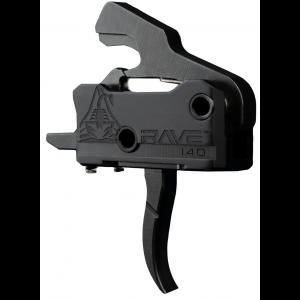 AR-15 / LR.308 Super Sporting Drop-In Straight Curve Trigger 3.5 lb. w/ Anti-Walk Pins
